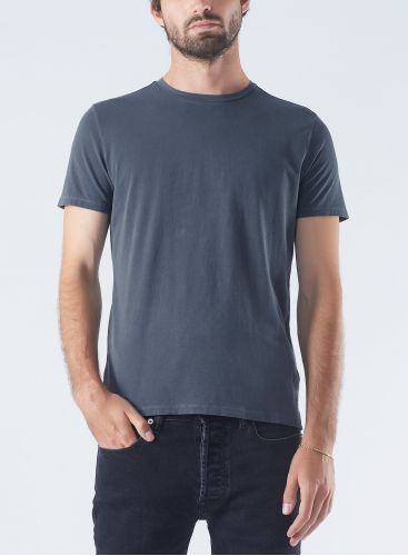 Harold Hand dyed round neck T-shirt