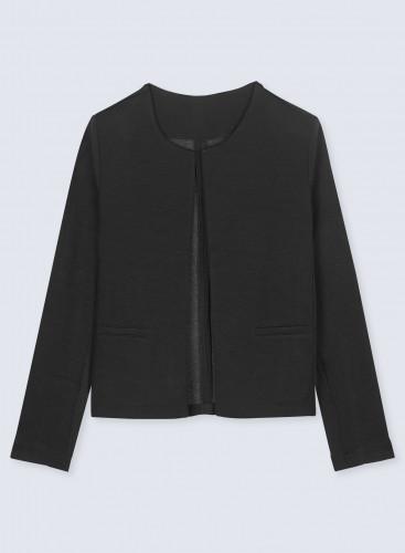Round neck Jacket