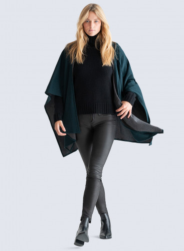 Double sided Poncho