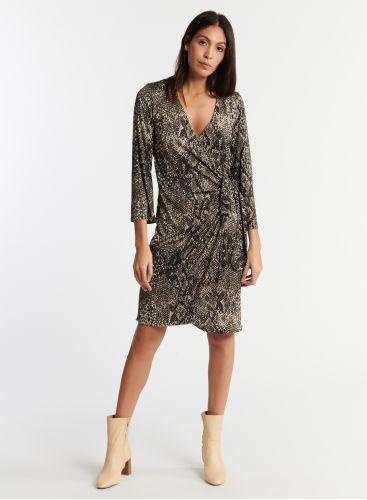Python print wrap dress