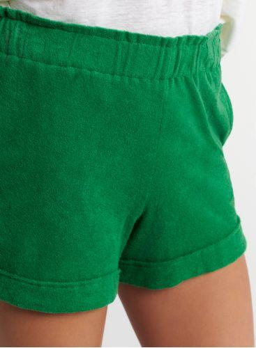 Terry-cloth shorts