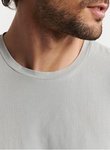 Homme - T-shirt col rond teinture artisanale Harold
