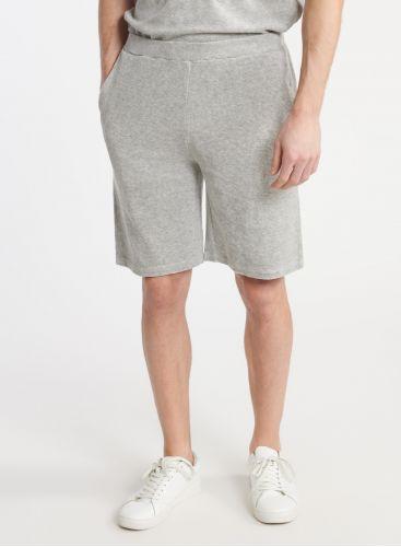 Man - Terry-cloth shorts