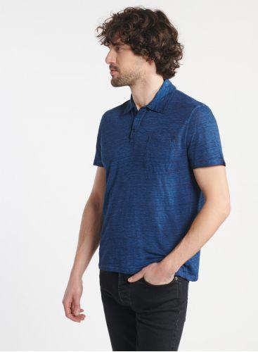 Man - Hand dyed polo shirt