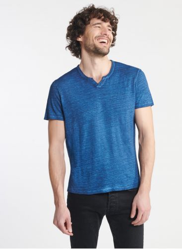 Man - Hand dyed Tunisian T-shirt
