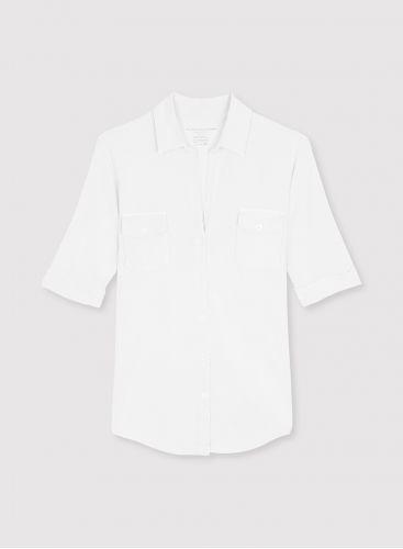 Elbow sleeve shirt