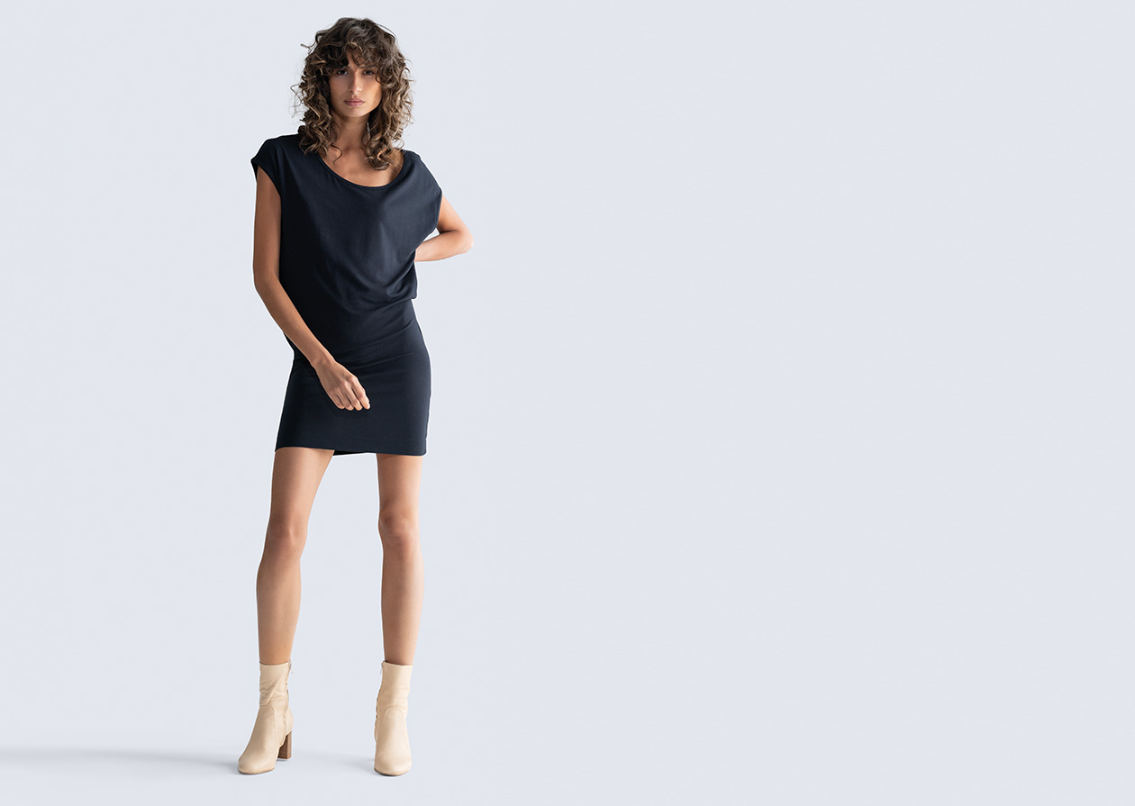 Look E21 - T-SHIRT DRESS